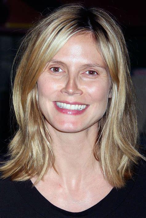 Heidi Klum Needs Some Makeup heidi klum without makeup wow makeup definitely
