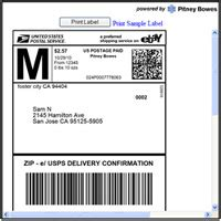 ebay shipping label template ebay adds enhancements to shipping label printing feature
