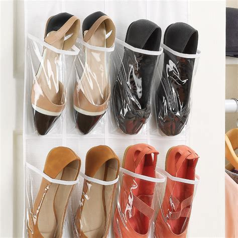 whitmor supreme white over the door shoe organizer whitmor 6044 13 ctf white crystal collection over the door