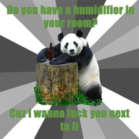 Pick Up Line Panda Meme - pickup line panda know your meme