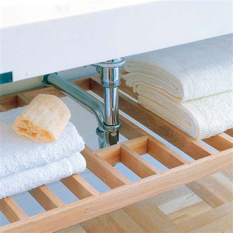 bathroom sink storage ideas how to store towels in the bathroom very functional