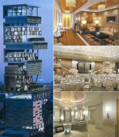 image gallery antilia interior