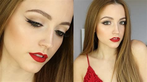 valentines day makeup tutorial s day makeup tutorial 2016 umakeup