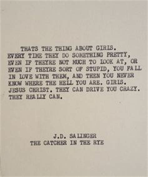 themes in catcher in the rye with quotes 1000 images about catcher in the rye on pinterest