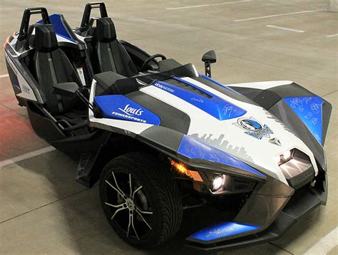 Ebay Polaris Slingshot For Sale by The Dallas Mavericks Are Selling This Signed Polaris