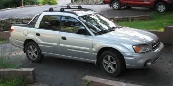 2005 Subaru Baja 2005 Subaru Baja Pictures Cargurus