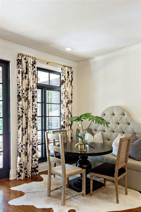 tufted dining banquette dining banquette the most beautiful kitchen banquettes