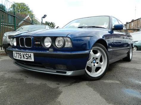 Bmw E34 M5 For Sale Bmw M5 3 8 Nurburgring Limited Edition E34 For Sale 1993