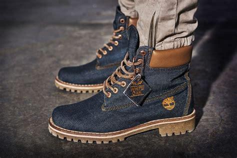 Boots Denim Galaxy Limited white oak x timberland 6 inch boot quot denim quot ballerstatus