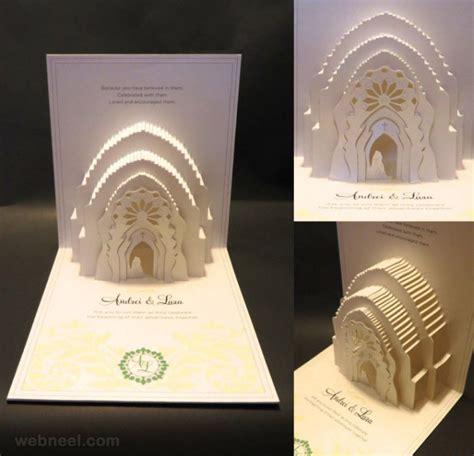 card invitation design ideas creative 25 creative and wedding invitation card design ideas
