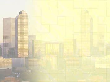 city skyline  powerpoint templates