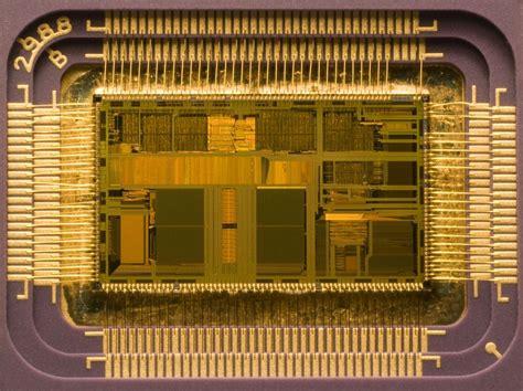 integrated circuit chip bonding prozessor