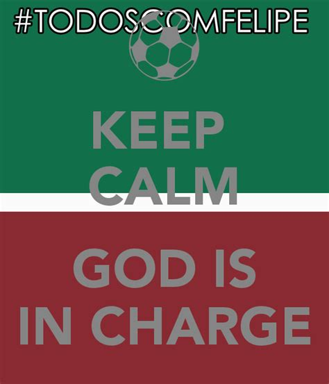 Is In by God Is In Charge Quotes Quotesgram