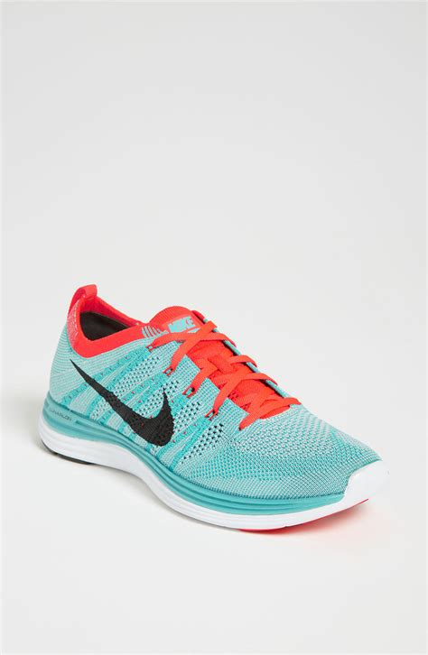 nike athletic shoe nike flyknit lunar1 running shoe for yohii