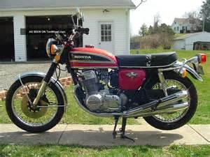 Honda 1975 Motorcycle 1975 Honda Cb750 K5 Motorcycle Oem Nos