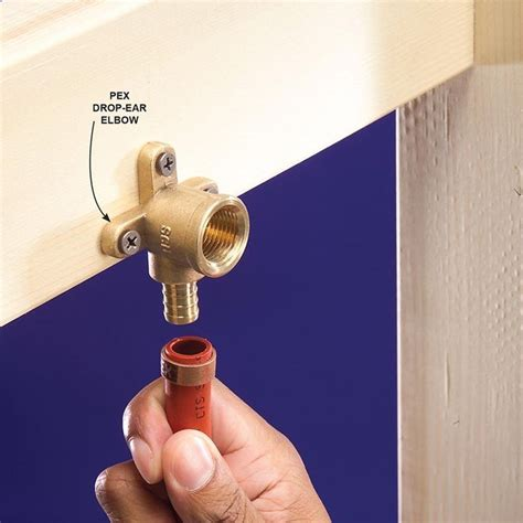 Working With Pex Plumbing by Best 25 Pex Tubing Ideas On