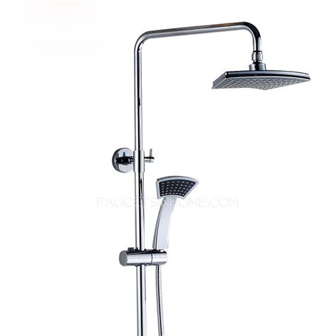 Shower Faucet With Handheld by Designed Sector Held Shower Faucet System