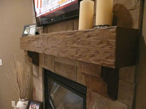 fireplace makeovers three ideas in one faux wood workshop