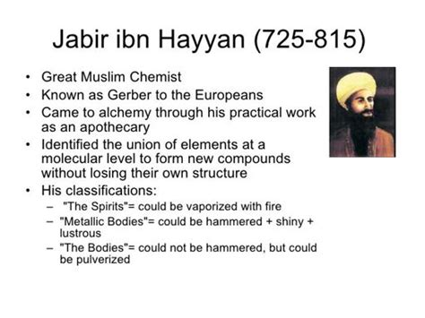 Jabir Ibn Hayyan Biography In English | the islamic golden age world history amino