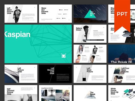 powerpoint for web design kaspian powerpoint presentation presentation templates
