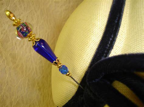 blown glass hatpin hat pins ebay