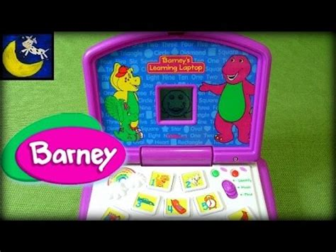 What I Did Not Learn In Mba Barney by Barney S Learning Laptop With Baby Bop And Bj From