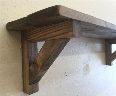 primitive wall shelf decorative wooden shelf by
