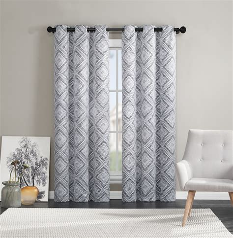 kmart bedroom curtains grommet curtain panel kmart com