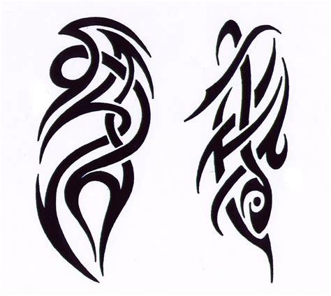 tribal clock tattoo tribal images designs