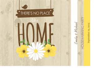 housewarming invitation cards free