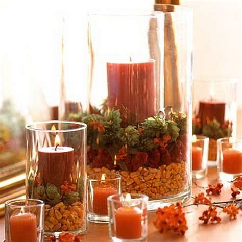 fall table decorating ideas elegant fall and autumn centerpieces decoration ideas