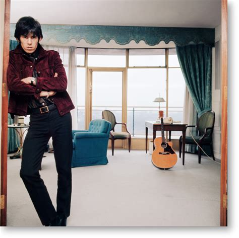 Kaos Magazine Rolling Desain Rollthe Stones Bent Rej Keith Richards At Home I 1965 Taschen