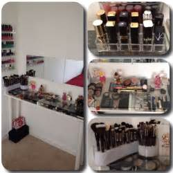 Makeup Vanity Plans Do It Yourself Diy Vanity Storage Shelving