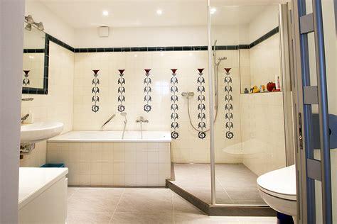 badezimmer fliesen jugendstil badezimmer modernisierung vorher und nachher mehr wohnwert