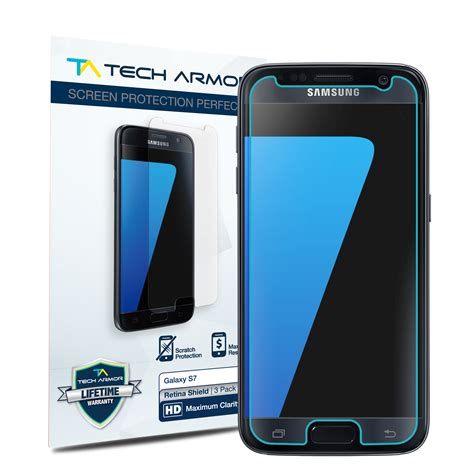 Smile Samsung Galaxy S7 Blue Light tech armor blue light filter screen protector for samsung galaxy s7 1 ebay