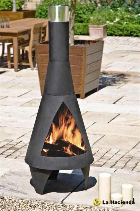 Colorado Steel Chiminea large colorado chiminea 56088b