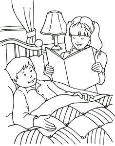 lds coloring pages kindness helping others sunday schoo coloring page fromthru the