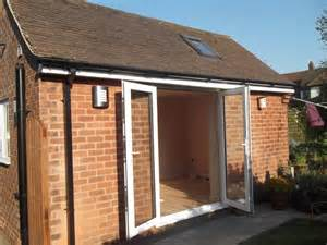 garage conversion in chesterfield derbyshire by sm construction
