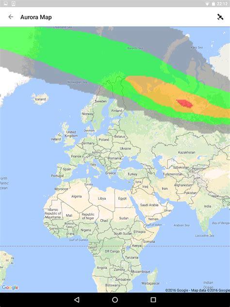 northern lights current forecast my forecast pro borealis alerts app