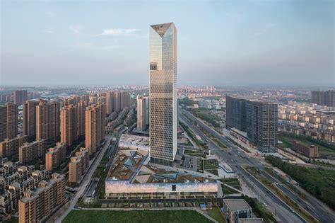 gallery of jiangxi nanchang greenland zifeng tower som 8 gallery of jiangxi nanchang greenland zifeng tower som 5