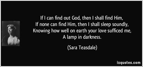this is how you will find him sleeping every night sara teasdale quotes quotesgram