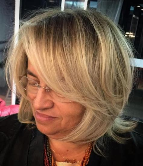 bangs or no bangs for over 50 80 best modern haircuts and hairstyles for women over 50