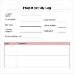 daily work log template microsoft excel work log template 5 free pdf doc