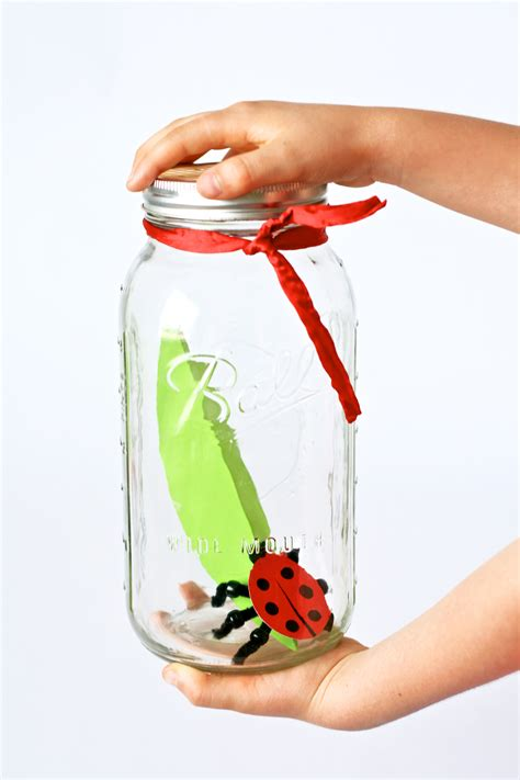 free crafts crafts make a pet ladybug