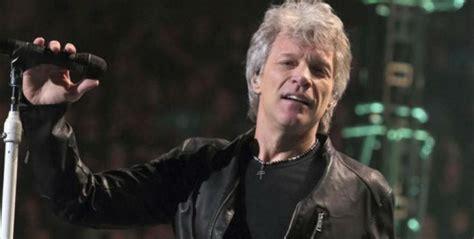 Bon Jovi 24 jon bon jovi pas 243 un mal momento en el escenario el