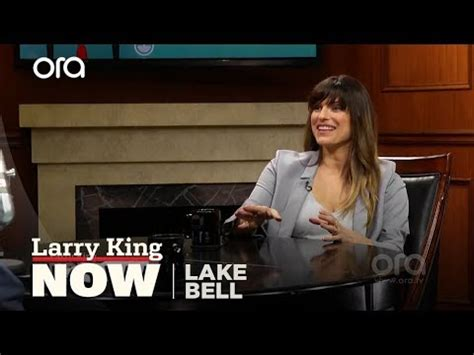 lake bell tattoo lake bell on husband and his tattoos larry king