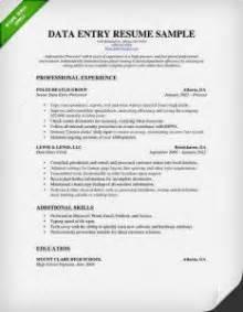Data Entry Processor Sle Resume by Data Analyst Resume Sle Resume Genius