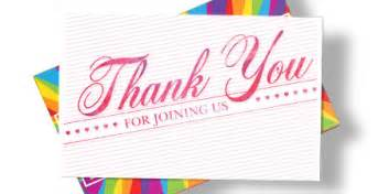 thank you cards wedding thanks cards vistaprint in