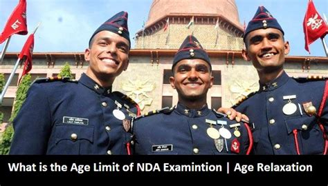 Mba Age Limit by What Is The Age Limit Of Nda Examinations Age Relaxation