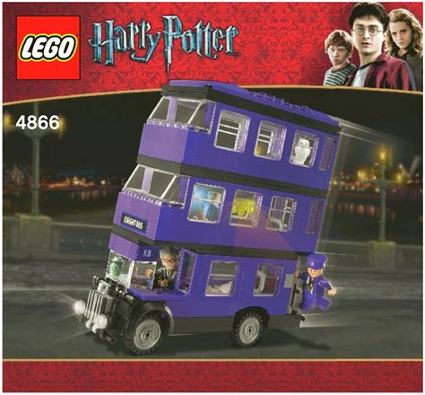Lego 4866 The lego the 4866 harry potter